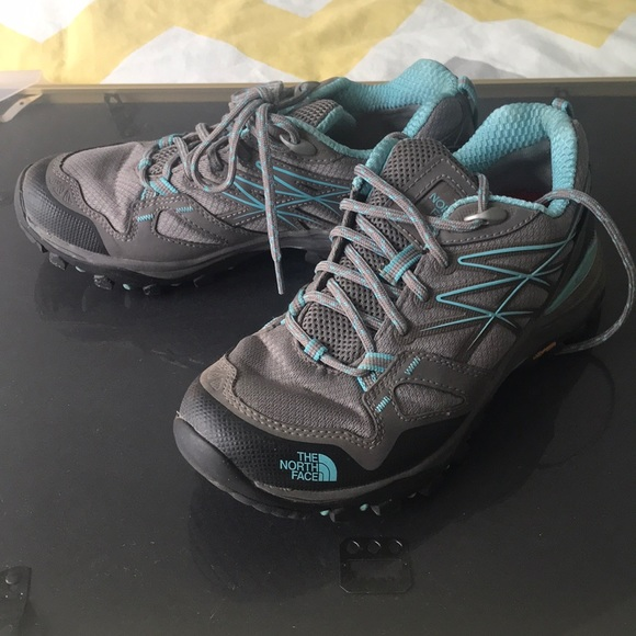The North Face Shoes - vibram goretex North face hiking boots sz 6